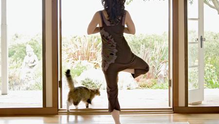 Woman's Yoga